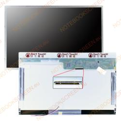 Sharp LQ121EXQQ kompatibilis fényes notebook LCD kijelző