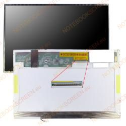 Sharp LQ154K1LA0A kompatibilis matt notebook LCD kijelző