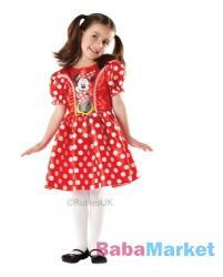 Rubies Minnie egér vörös jelmez - L-es méret (883859L)