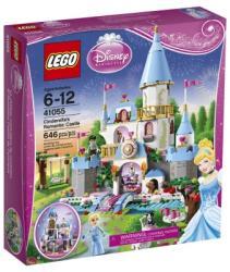 LEGO Disney Princess - Hamupipőke kastélya (41055)