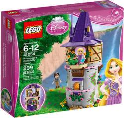 LEGO Disney Princess - Aranyhaj tornya (41054)