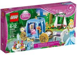 LEGO Disney Princess - Hamupipőke álomszép hintója (41053)