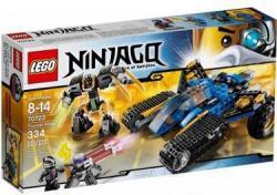 LEGO Ninjago - Mennydörgő támadó (70723)