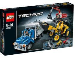 LEGO Technic - Munkagépek (42023)