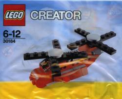 LEGO Creator - Kis helikopter 30184