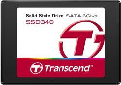 """Transcend SSD340 2.5"""" 256GB SATA3 TS256GSSD340"""