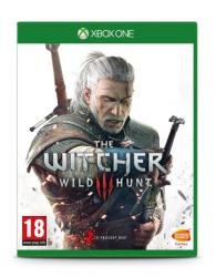 CD Projekt RED The Witcher III Wild Hunt (Xbox One)