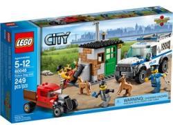 LEGO City - Rendőrkutyás egység (60048)