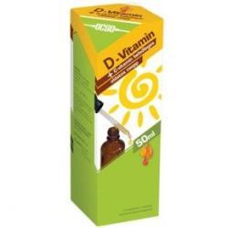 OCSO D-vitamin csepp 50ml