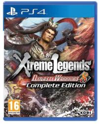 KOEI TECMO Dynasty Warriors 8 Xtreme Legends [Complete Edition] (PS4)
