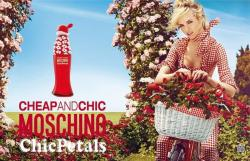 Moschino Cheap and Chic Chic Petals EDT 100ml Tester