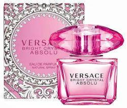 Versace Bright Crystal Absolu EDP 90ml Tester