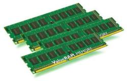 Kingston 16GB (4x4GB) DDR3 1600MHz KVR16R11S8K4/16I