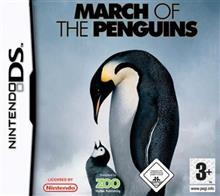 Zushi Games March of the Penguins (Nintendo DS)