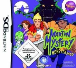 Ubisoft Martin Mystery (Nintendo DS)