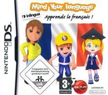 PlayV Mind Your Language Learn French (Nintendo DS)
