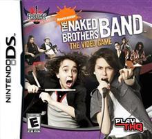 THQ Naked Brothers Band (Nintendo DS)