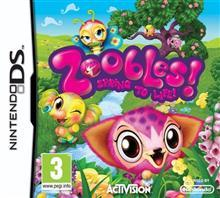 Activision Zoobles (Nintendo DS)