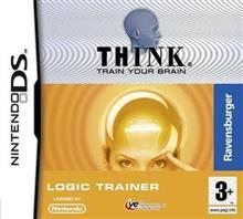 Nintendo Think Train Your Brain (Nintendo DS)