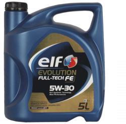 Elf Evolution Full-Tech FE 5w-30 (5L)