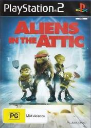 Sony Aliens in the Attic (PS2)