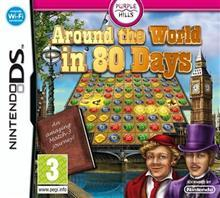 Foreign Media Games Around the World in 80 Days (Nintendo DS)