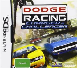 Funbox Media Dodge Racing Charger Vs Challenger (Nintendo DS)