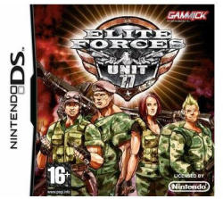 Koch Media Elite Forces Unit 77 (Nintendo DS)