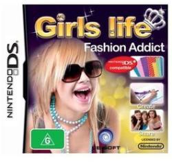 Ubisoft Girls Life Fashion Addict (Nintendo DS)
