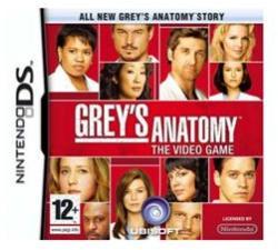 Ubisoft Grey's Anatomy (Nintendo DS)