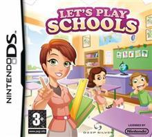 Deep Silver Let's Play Schools (Nintendo DS)