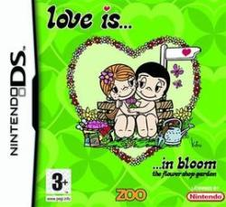 Zushi Games Love is in Bloom (Nintendo DS)