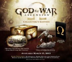 Sony God of War Ascension [Collector's Edition] (PS3)