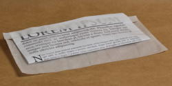 GPV Plic port document (curierat) DL, 1000 buc. /cutie, GPV