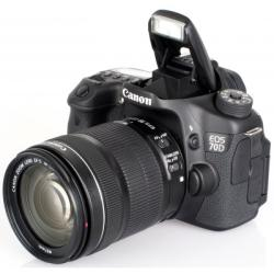 Canon EOS 70D + 18-200mm IS (8469B052AB)