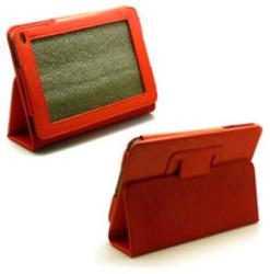 """Cellect Huawei Media Pad 7"""" - Red (CASE-HUA-MPAD-R)"""