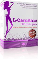 OLIMP SPORT NUTRITION L-Carnitine 500 Forte Plus - 60 caps