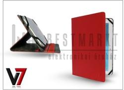 "V7 Universal Folio Stand 7""-8"" - Red (IM-TUC8RED)"