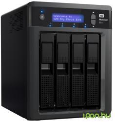 Western Digital My Cloud Ex4 12TB WDBWWD0120KBK-EESN