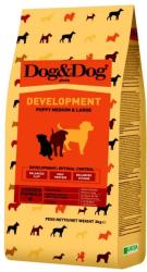 Dog&Dog Puppy Medium & Large 15kg