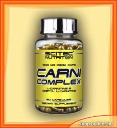 Scitec Nutrition Carni Complex - 60 caps