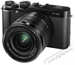Fujifilm FinePix X-M1 + 16-50mm + 50-230mm