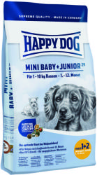 Happy Dog Supreme Mini Baby & Junior 29 1kg