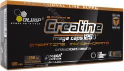 Olimp Sport Nutrition Creatine Mega Caps - 120 caps