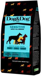 Dog&Dog Sensitive 15kg
