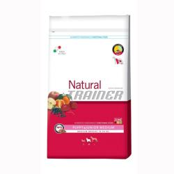 Trainer Natural Medium Puppy & Junior 2 x 12,5kg
