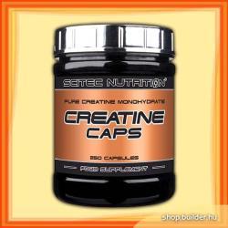 Scitec Nutrition Creatine Caps - 250 caps