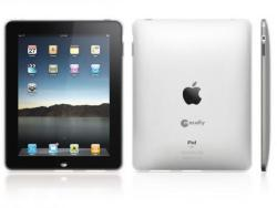 Macally Flexfit-Pad for iPad - Clear (MACALLY-FLEXFIT-PAD)