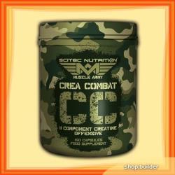 Scitec Nutrition Crea Combat - 150 caps