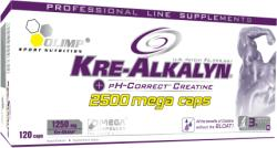Olimp Sport Nutrition Kre-Alkalyn 2500 - 120 caps